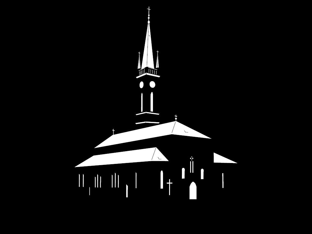 church_silhouette