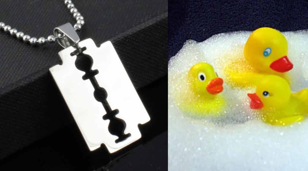Razor Ducks Bubbles 2